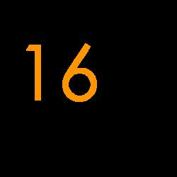 16 Valve